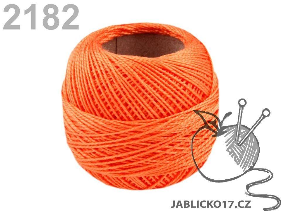 Perlovka - 2182 oranžová