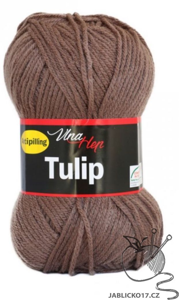 Tulip hnědá