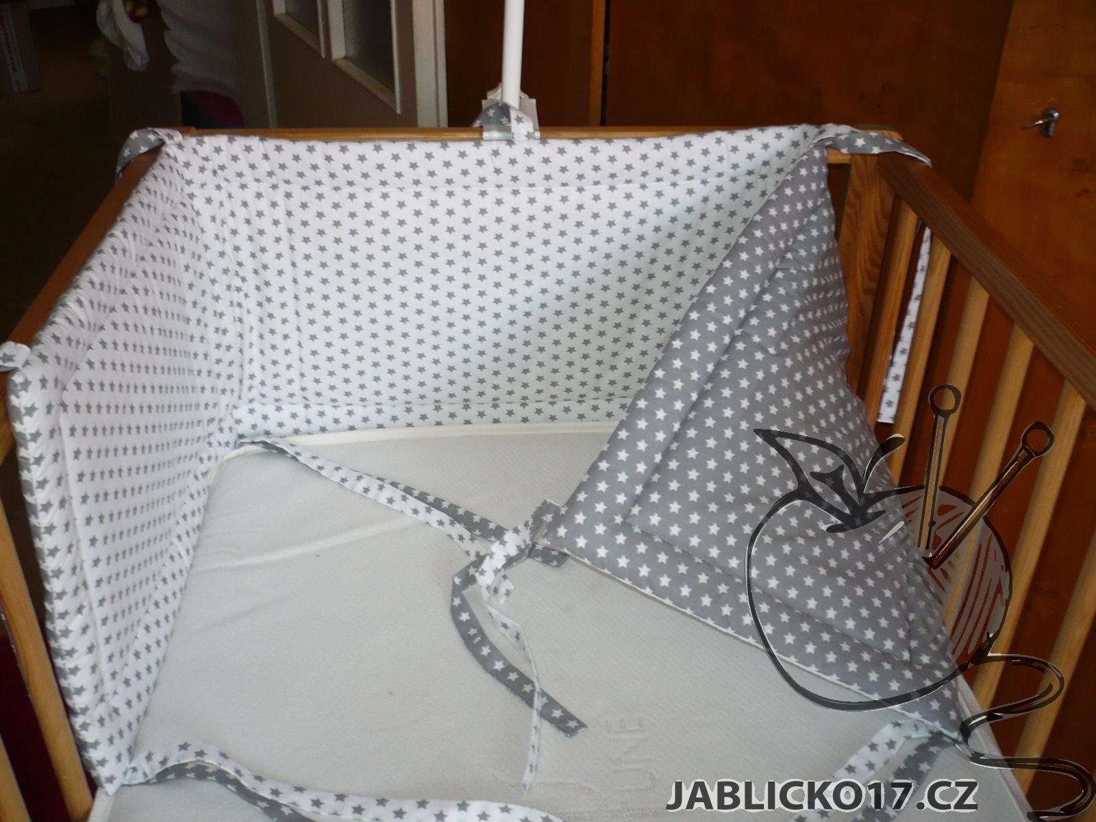 Rovný mantinel  - bílá, šedá (více variant)