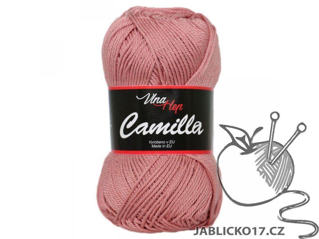 Camilla starorůžová