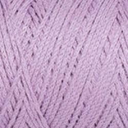 Macrame cotton fialová