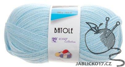 Batole - nejsv. modrá