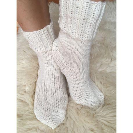 Ponožky růžová