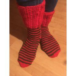 Ponožky kanárková