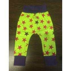Turecké kalhoty hvězdy