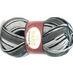VIZON ANATOLIA šedý melír
