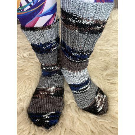 Ponožky šedá
