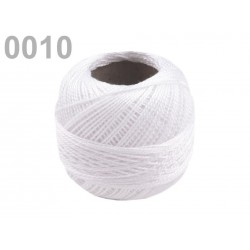 Perlovka - 0010 bílá