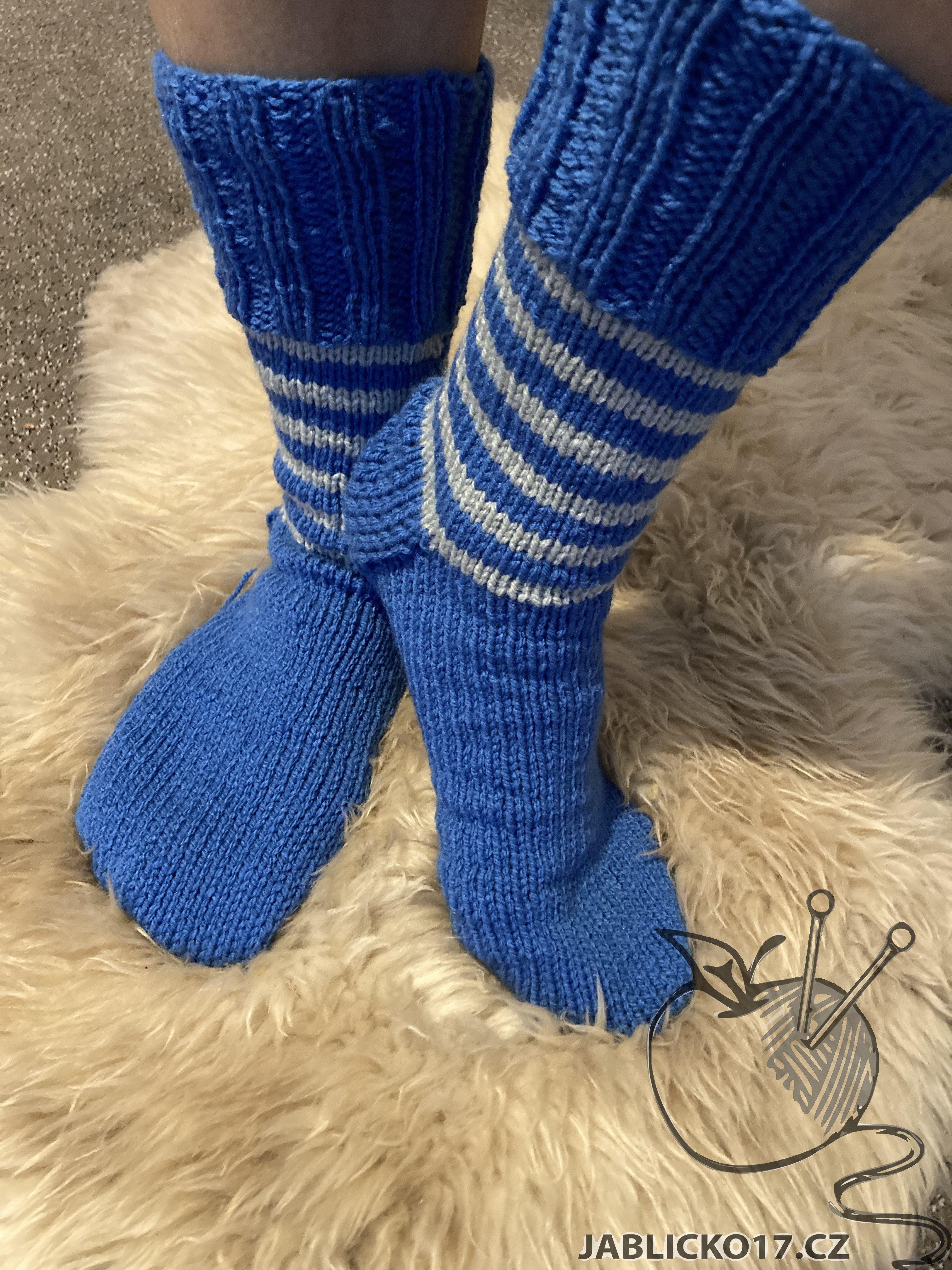 Ponožky proužky